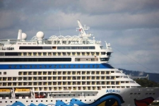 Aida cruise ship decks - 9419