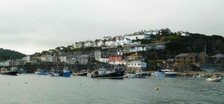 Boats in Mevagissey - 0193