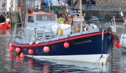 Ex-Lifeboat - Mevagissey _1671