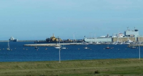 Navy base at Weymouth - 0783