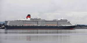 Queen Elizabeth ll at Cromarty Firth -9428