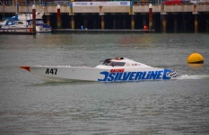 Silverline Racing Boat-201B0061