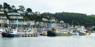 Working boats at Dartmouth - 0481